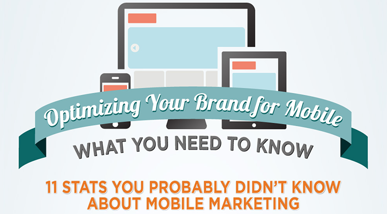Infographic: Optimizing Your Brand for Mobile