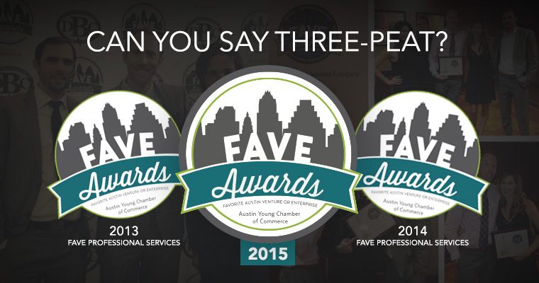 Nominate HMG Creative For FAVE Small Business!