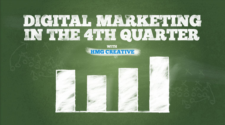 Digital Marketing Strategy For The Fourth Quarter