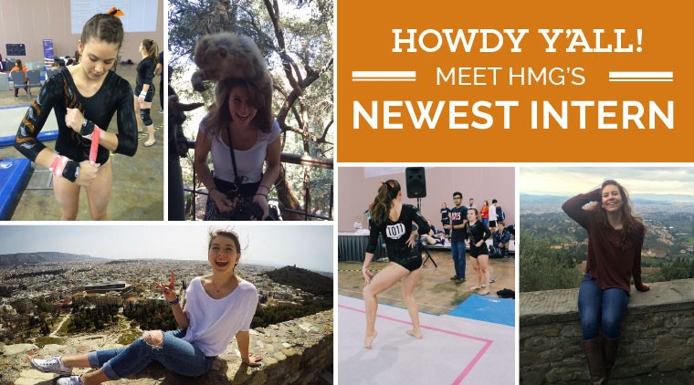 Howdy Y'all: Meet HMG's Newest Intern