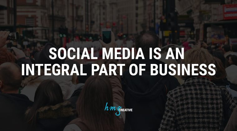 Social Media Is an Integral Part of Business