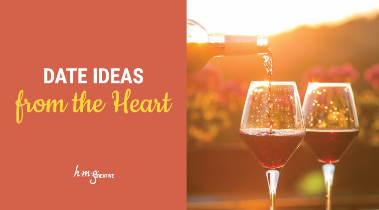 Date Ideas from the Heart