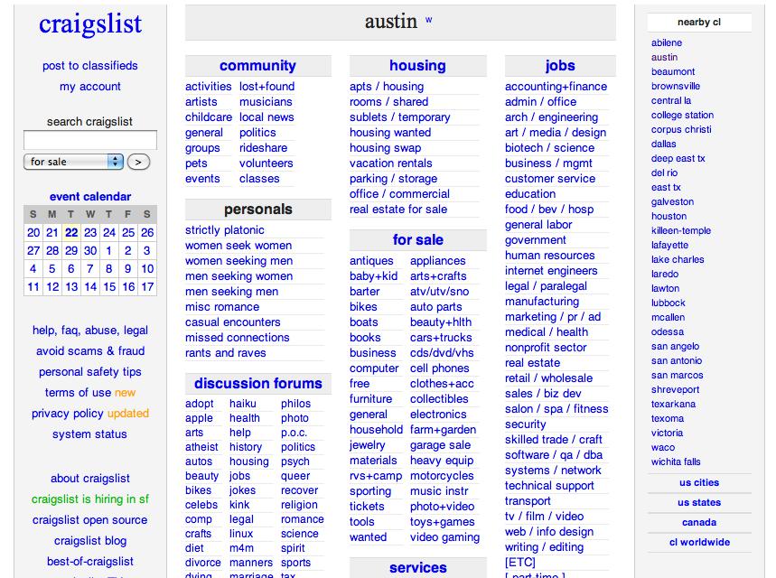Hmg Creative Austin Web Design