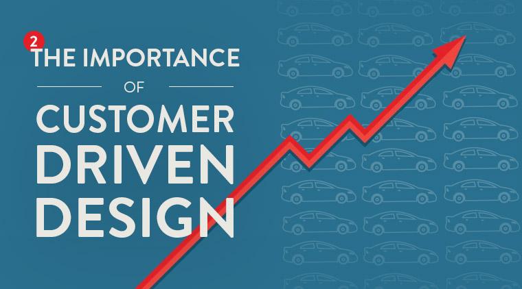 #2: Customer Driven Design