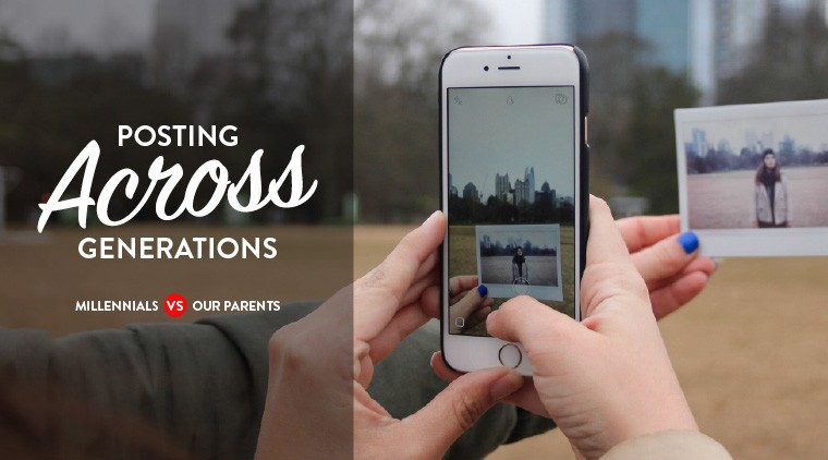 Posting Across Generations: Millennials vs. Our Parents