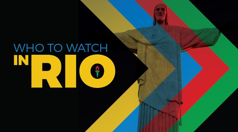 Who to Watch in Rio