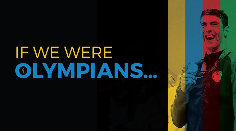 If We Were Olympians…