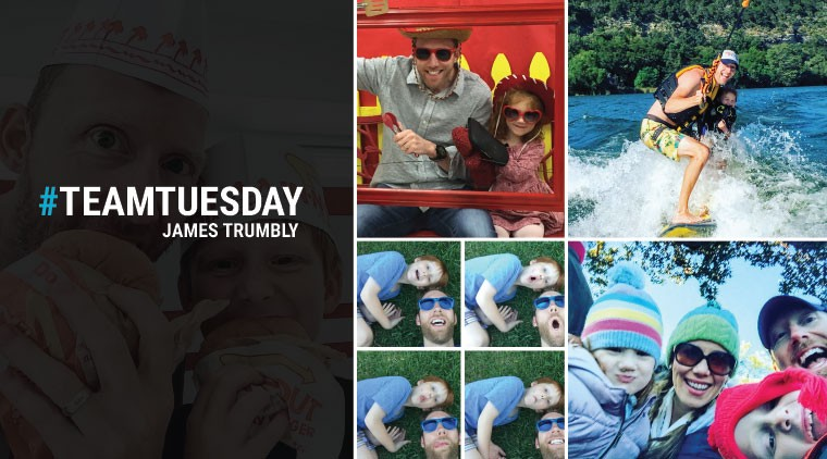 #TeamTuesday – James Trumbly