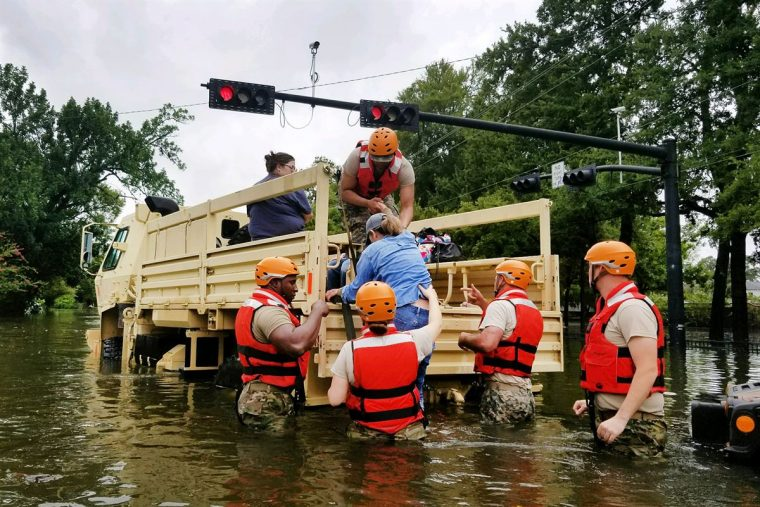 How you can help those affected by Hurricane Harvey