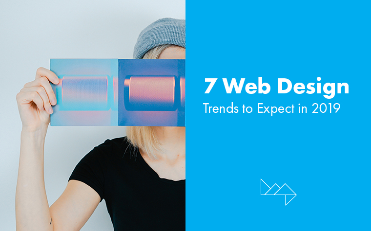 web design trends header