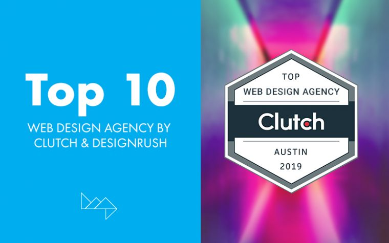 HMG Named as Top 10 Web Design Agencies by Clutch & DesignRush