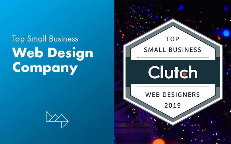 HMG Creative Named a Top Small Business Web Design Company by Clutch